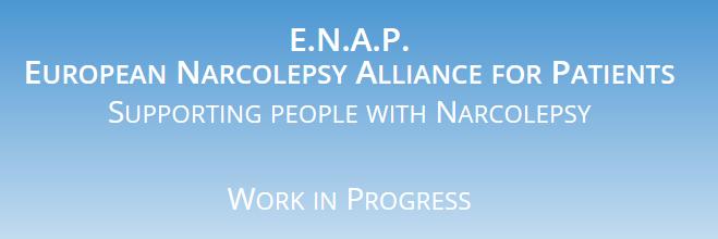 Mitwirkung in der Europäischen Narkolepsieallianz